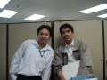 Marv with Reniel