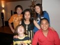 Most of the Ramapetersen family