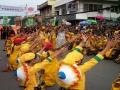 Dynamic street dancers of Iligan city