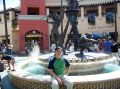 Me at the Universal Studio