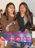 Katy and Maygan