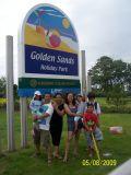 golden sand at mablethorpe