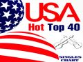US Hot Top 40 Singles Chart