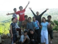 Doyd Pacquiao and friends  a Day of Victory   Mt. Agad-Agad