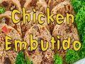 Chicken Embutido