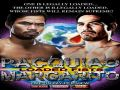 Pacquiao vs Margarito fight Nov 13-2010