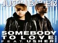Justin Bieber feat. Usher  Somebody To Love (Remix)